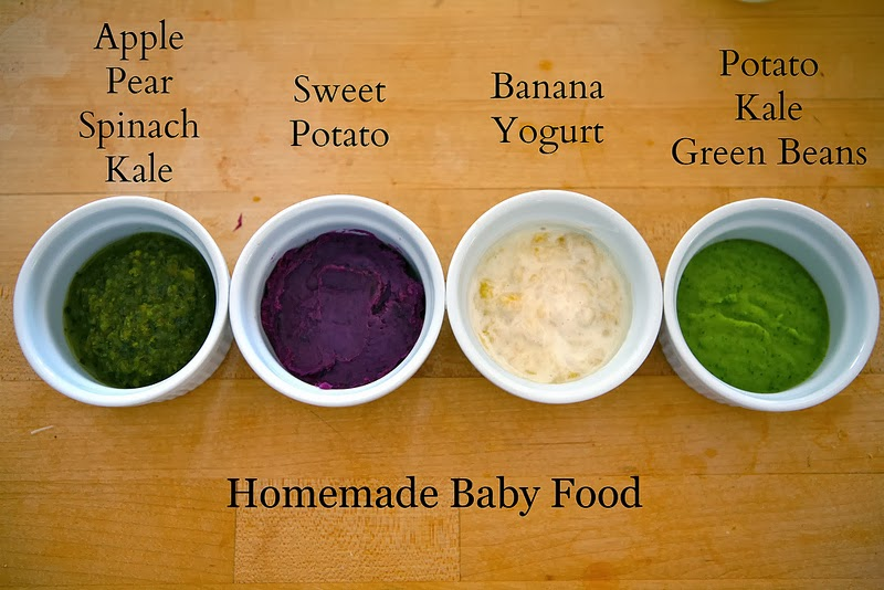 PEEKABOO: What to cook for Six month old baby?