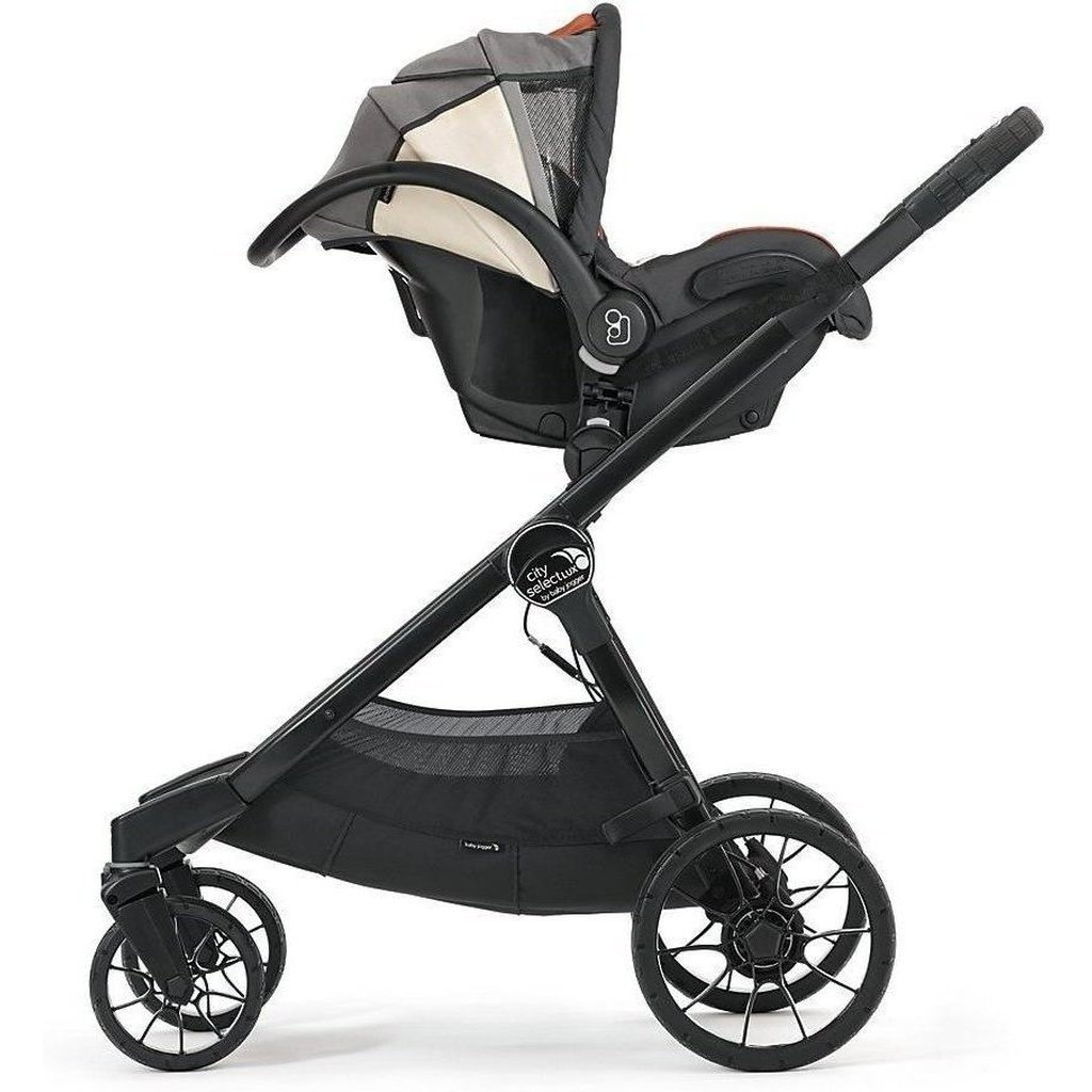 Baby Jogger City Select LUX Double Stroller | Strolleria