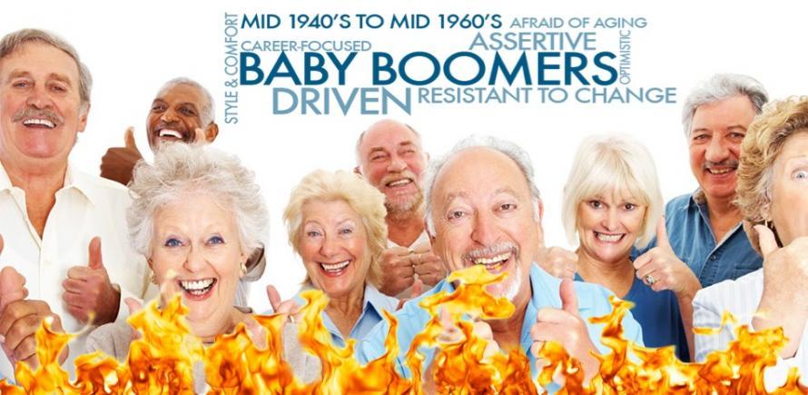 Baby Boomers: A Menacing Metamorphosis To America's Large ...