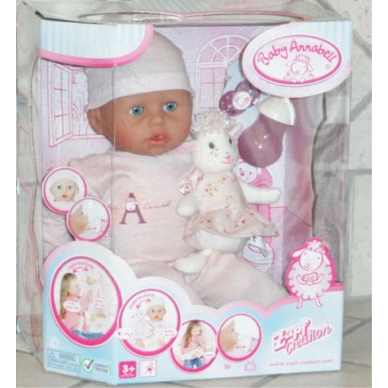 "baby annabell doll 18"" - Walmart.com - Walmart.com"