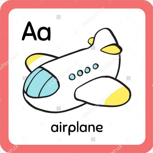 7+ Baby Flash Cards - Free Printable Word, PDF, PSD, EPS ...