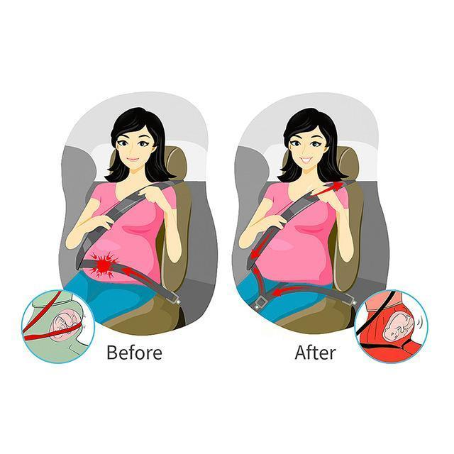 Pregnancy Seat Belt - locasdeals