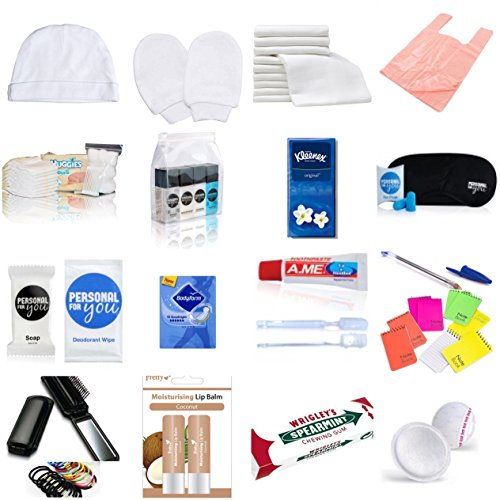 Luxury Pre-packed hospital bag essentials for Mum & Baby ...