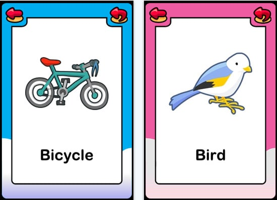 Baby Flash Cards | Baby Flash Cards For Your iPad ...