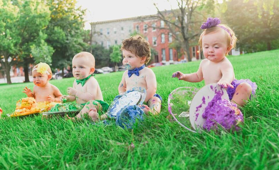 Healing After Child Loss: Mom's Rainbow Baby Photo Shoot ...