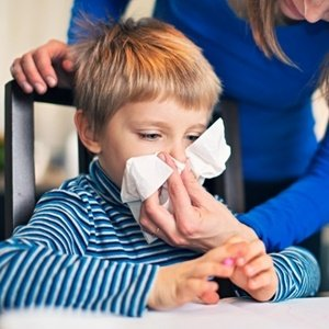 The 5 most common childhood illnesses | Health24