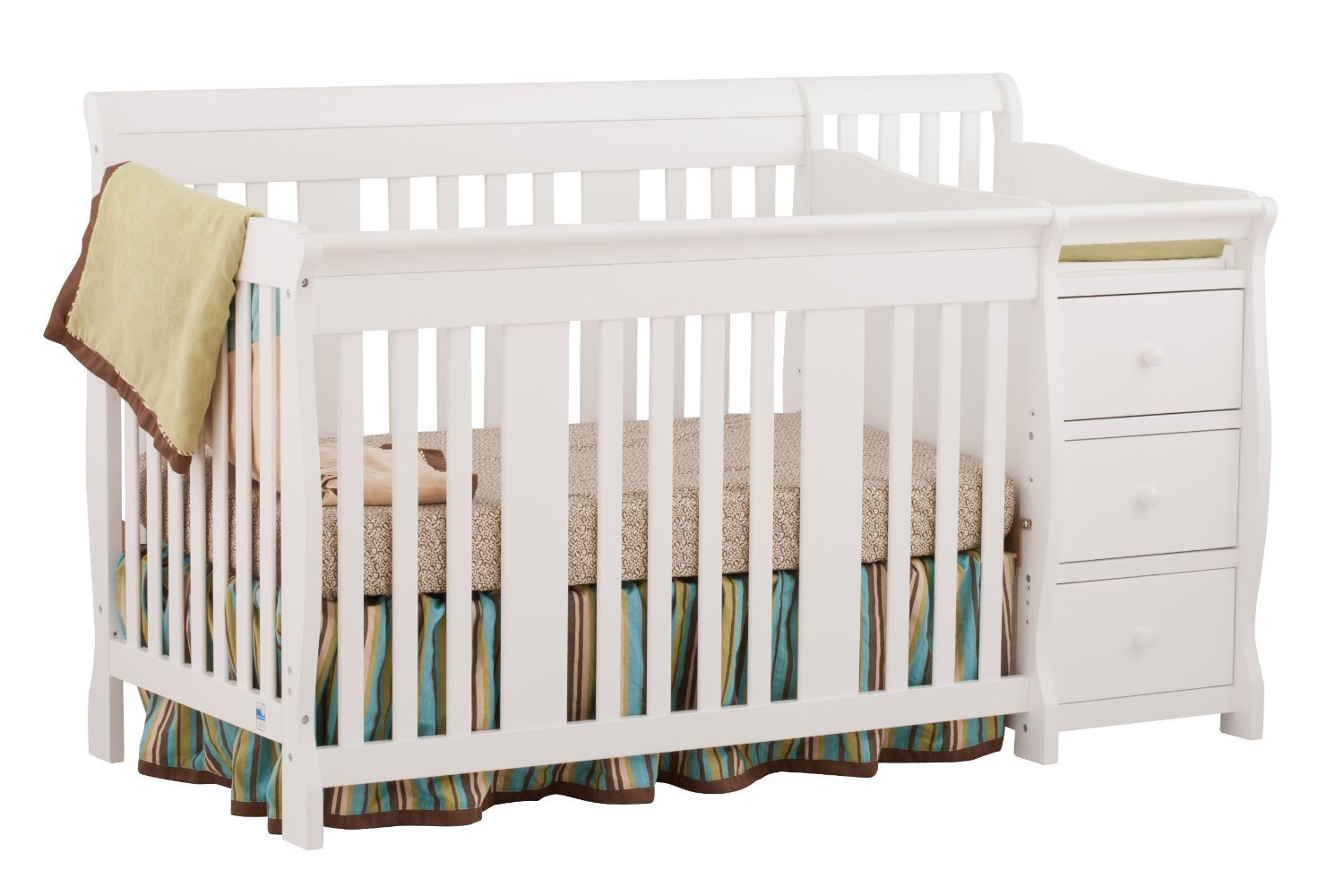 List Top 10 Best Baby Cribs in 2020 Reviews
