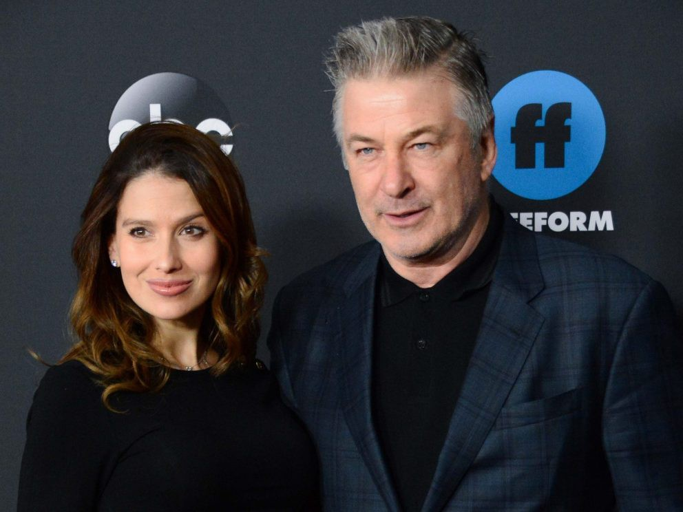 Hilaria Baldwin introduces newborn daughter to fans ...