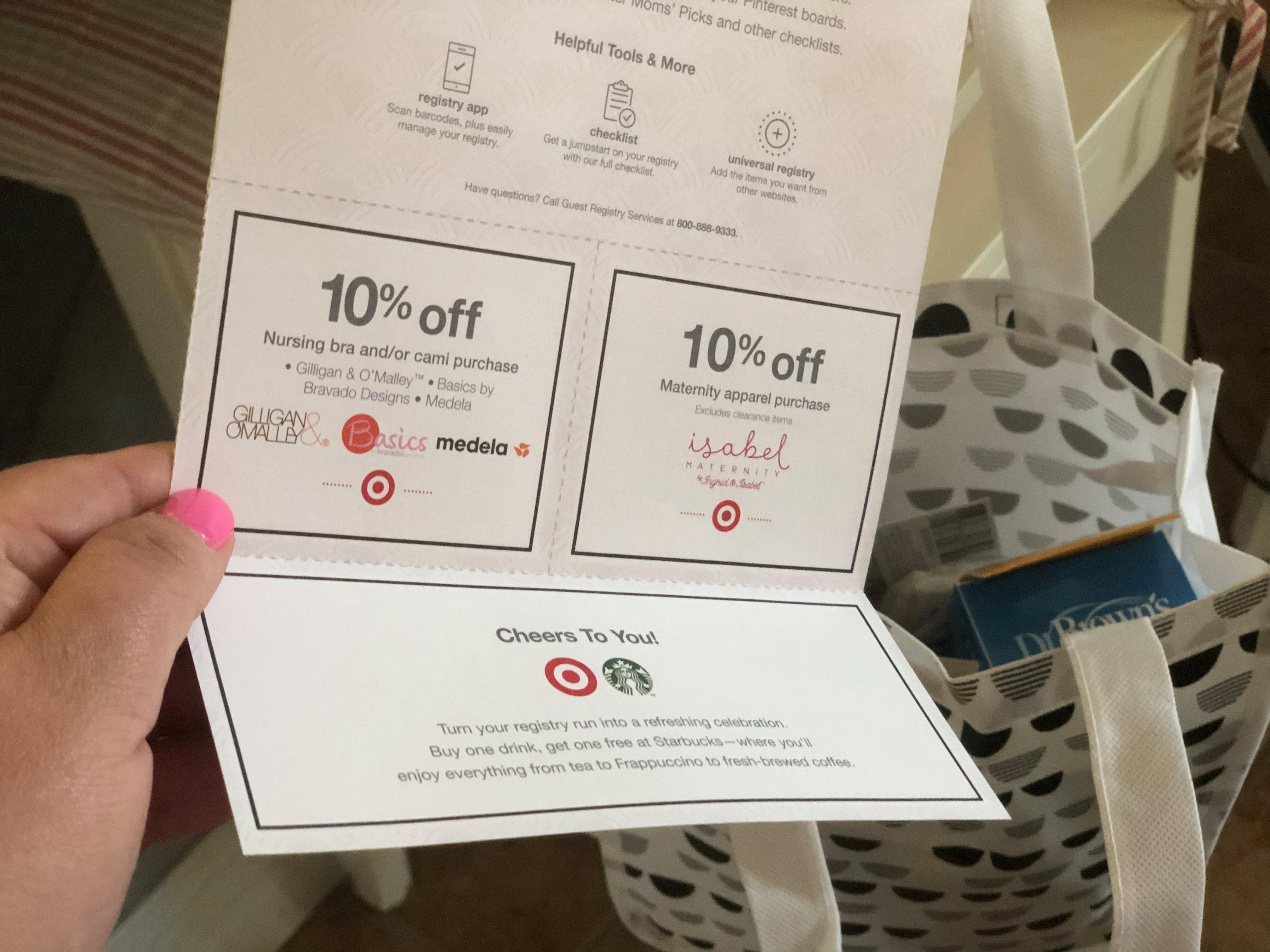 Create Target Baby Registry and Get FREE Gift Bag ($100 ...