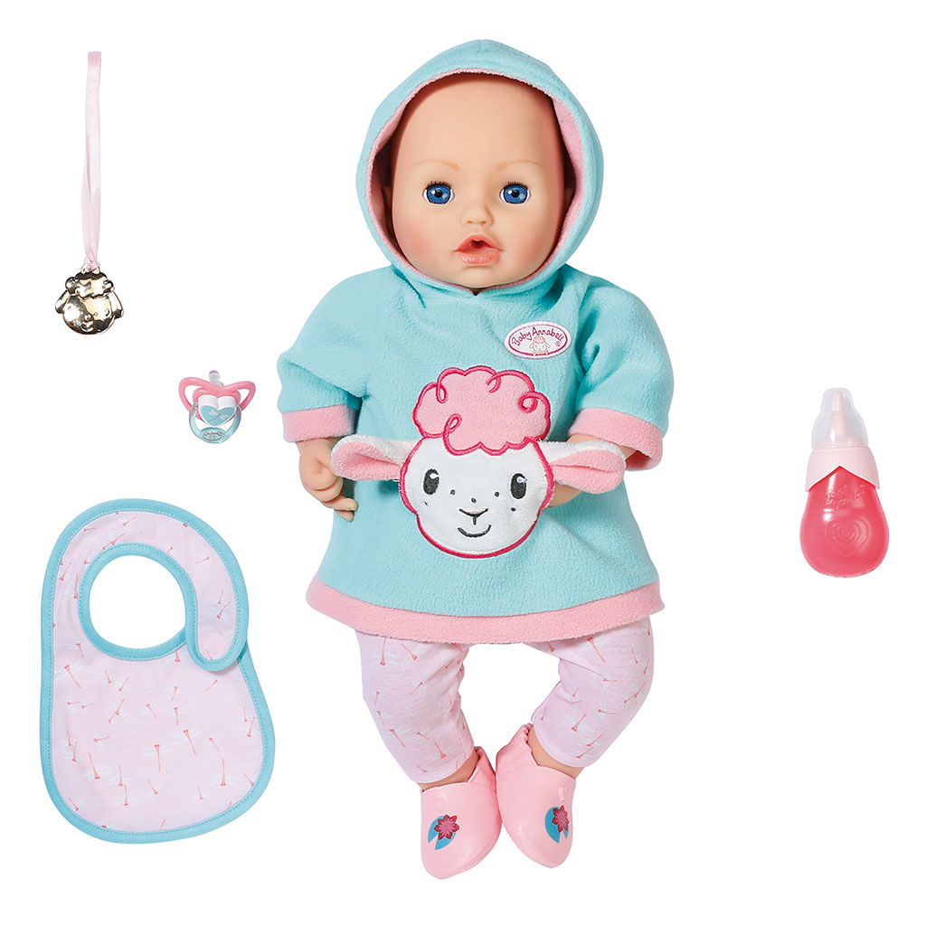 Baby Annabell Doll & Sheep Outfit | Baby Annabell
