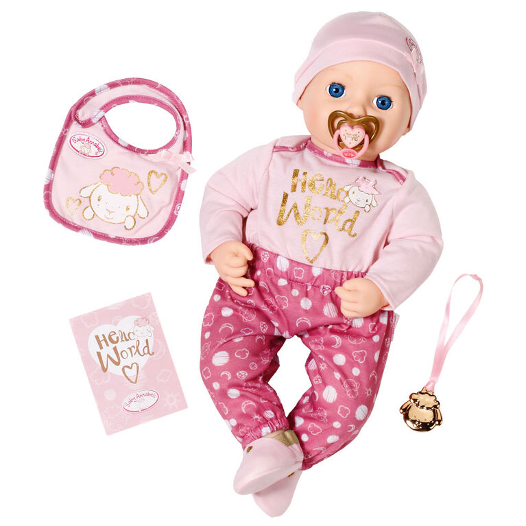 Baby Annabell Deluxe Clothing Set - English Edition | Toys ...