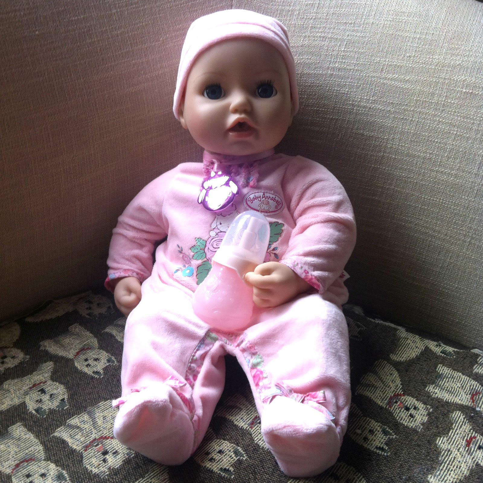 My Little L: Christmas gift guide: Baby Annabell doll