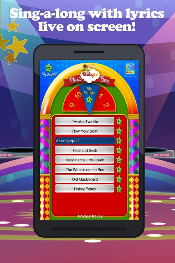 Baby Rhymes - by BabyTV for Android - Free download and ...