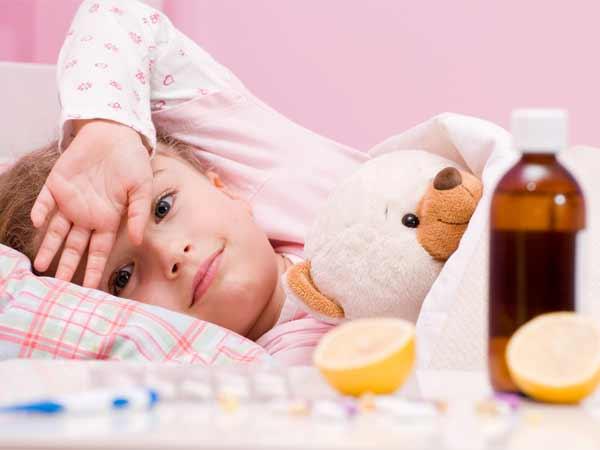 5 Most Common Diseases In Children - Boldsky.com
