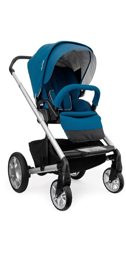 Buy Nuna Mixx Stroller Myknos Blue at Well.ca | Free ...