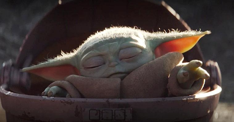The Mandalorian's 'Baby Yoda' has won the hearts of Star ...