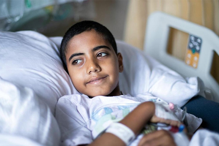 Children with COVID-19 associated with a new disease ...